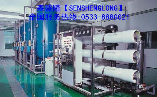 忻州反渗透阻垢剂SS820【酸式】产品应用
