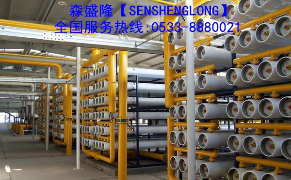 忻州反渗透阻垢剂SS820【酸式】产品应用实例