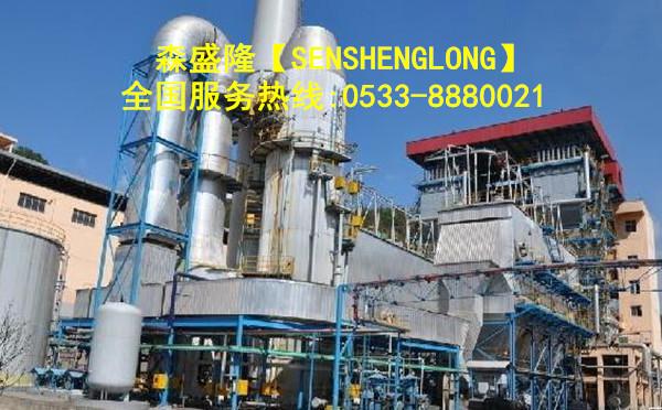 山西运城锅炉除垢剂SZ810【液体】产品应用
