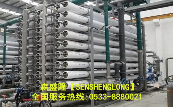 朔州反渗透阻垢剂SY720【无磷】应用实例